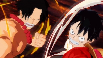 One Piece: Unlimited World Red - Deluxe Edition -traileri