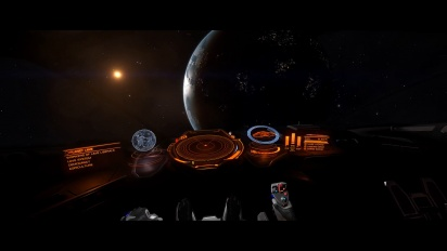 Elite Dangerous - Playstation 4 -julkaisutraileri
