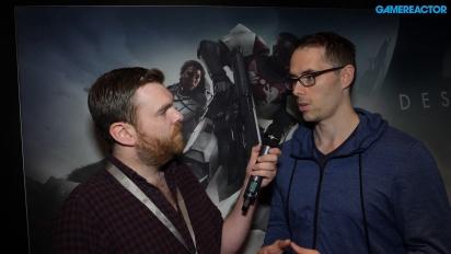Destiny 2 - Mark Noseworthy haastattelussa