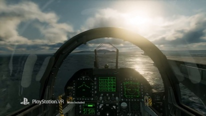 Ace Combat 7: Skies Unknown - PGW 2017 -traileri