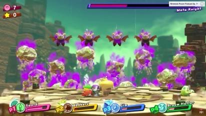 Kirby Star Allies - julkaisupäivän traileri