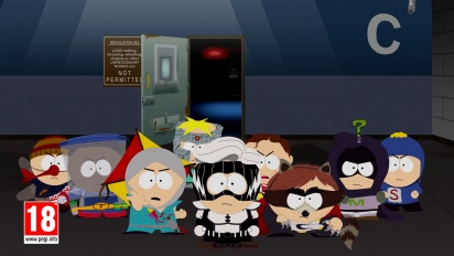 South Park: The Fractured but Whole - Nintendo Switch -traileri