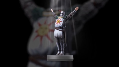 Dark Souls: Remastered - Nintendo Direct -pelikuvaa + amiibo