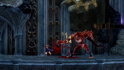 Bloodstained: Ritual of the Night - Gameplay Switch -traileri