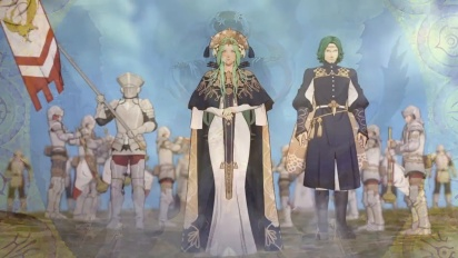 Fire Emblem: Three Houses - Nintendo Direct -traileri