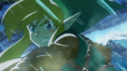 The Legend of Zelda: Link's Awakening - julkistustraileri