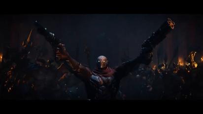 Darksiders: Genesis - elokuvallinen pätkä