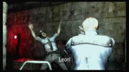 Resident Evil: Darkside Chronicles - Raccoon City Trailer