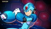 Mega Man X Dive - julkistustraileri