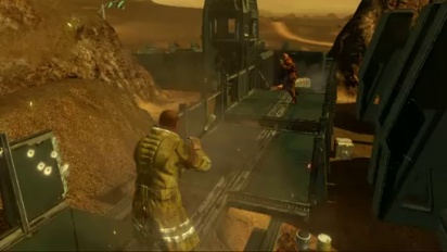 Red Faction: Guerrilla - Tactics Trailer