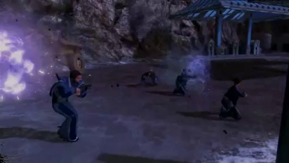 Red Faction: Guerrilla - Handbook: Transporter Trailer