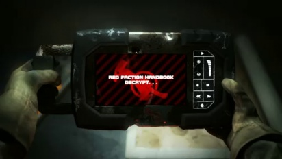 Red Faction: Guerrilla - Handbook: Convoy Trailer