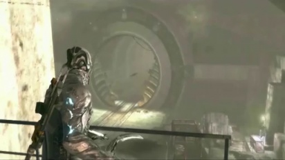 Dark Sector - PC: Chopper Shootout Gameplay Trailer