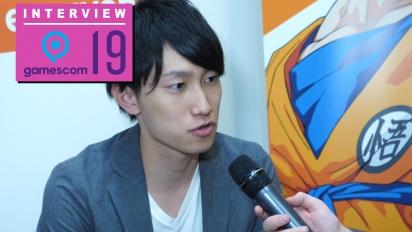 Dragon Ball Z: Kakarot - Ryosuke Hara haastattelussa