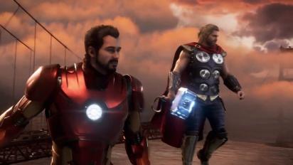 Marvel's Avengers - Game Overview -traileri