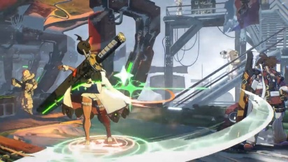Guilty Gear: Strive - Ramlethal Valentine Character Traileri