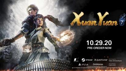 Xuan-Yuan Sword VII - Release Date Traileri