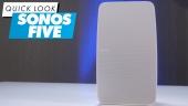 Nopea katsaus - Sonos Five