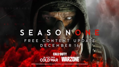 Call of Duty: Black Ops Cold War & Warzone - Season One Traileri