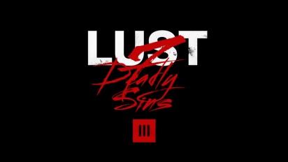 HITMAN 3: Seven Deadly Sins - Lust-traileri