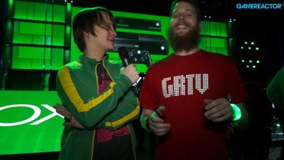 E3 2014: Microsoftin pressitilaisuus