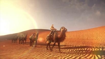 Black Desert Online -julkaisutraileri