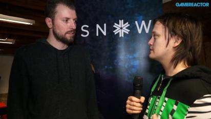 Snow - Thomas Joubertin haastattelu