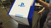 Videomulgaisu: Playstation VR VIP Kit