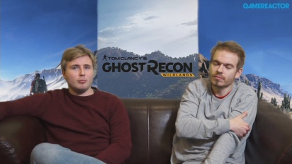 Ghost Recon: Wildlands - arviokeskustelu