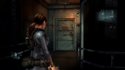 Resident Evil: Revelations - pelikuvaa #2, PS4 + Xbox One