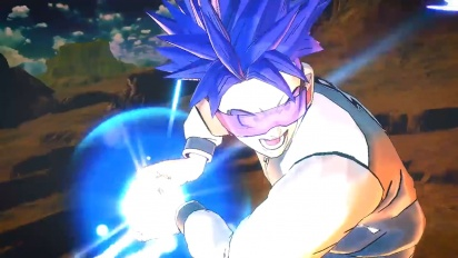 Dragon Ball Xenoverse 2 - Switch Features -traileri