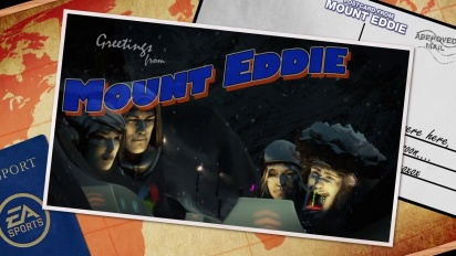 SSX - Mount Eddie video