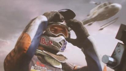 Dakar 18 - CGI-traileri