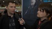 Ashen - Derek Bradley haastattelussa