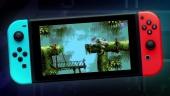 Flashback - Nintendo Switch -julkaisutraileri