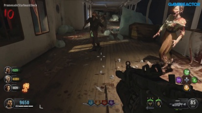 Call of Duty: Black Ops 4 - Voyage of Despair -pelikuvaa
