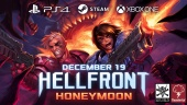 Hellfront: Honeymoon - julkaisutraileri