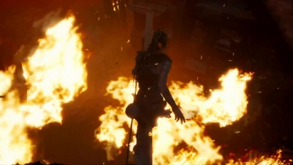 Hellblade: Senua's Sacrifice - Nintendo Switch -traileri