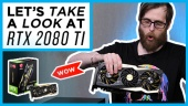 Nopea katsaus - MSI RTX 2080ti Lightning Z