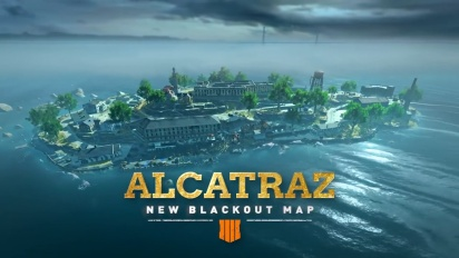 Call of Duty: Black Ops 4 - Alcatraz-traileri