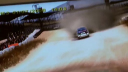 Colin McRae 2: Dirt - Studio Tour