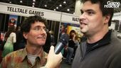 GDC09: Telltale Games Interview