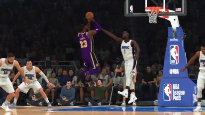 NBA 2K20 - Momentous-traileri