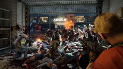 World War Z - Kill It With Fire -päivitys