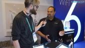 CES20 - Netgear Nighthawk Mesh Wi-Fi 6 haastattelu