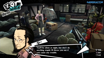 Gameplay Only for Persona 5 Royal