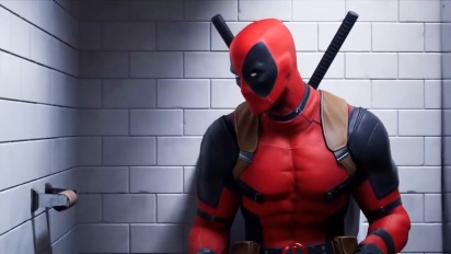 Fortnite - virallinen Deadpool-traileri