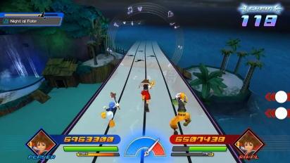 Kingdom Hearts: Melody of Memory - paljastustraileri