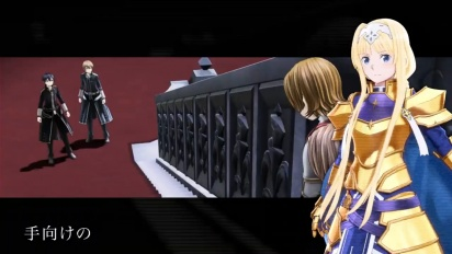 Sword Art Online: Alicization Lycoris - Scar/let Music Video