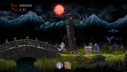 Ghosts 'n Goblins Resurrection - julkistustraileri
